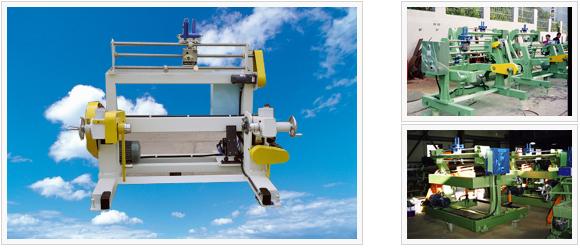 Sejin Machinery Take-up Equipment