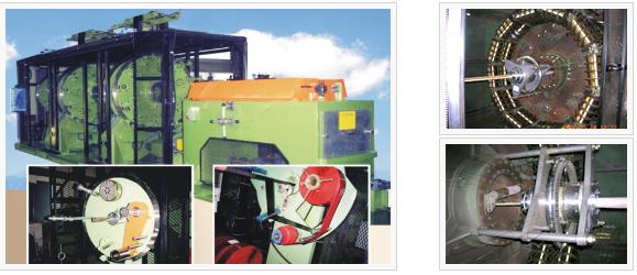 Sejin Machinery Spiral Machine for Steel Wire
