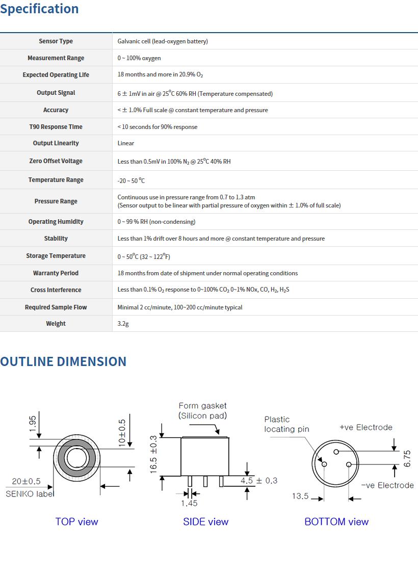 (주)센코 Oxygen SS1118 2