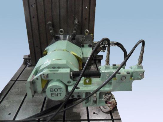 Seorin Machine Engineering Shifting Block Assembly