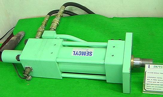 서린기계공업(주) Oscillate Cylinder Assembly  5