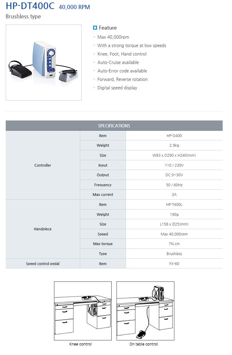 SETECH  HP-DT400C