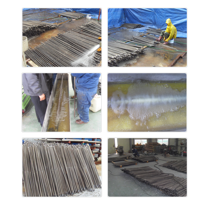 Seyoung Petro Filter Corporation Filter Cleaning