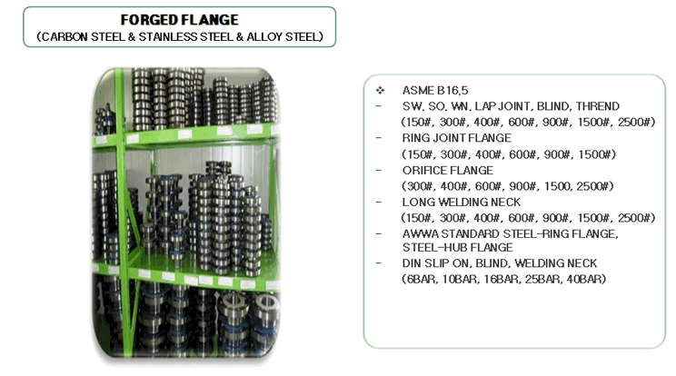Seyoung Petro Filter Corporation Flange