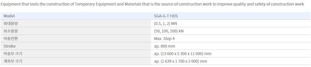 Shin Gang Precision Construction Materials Tension Compression Testing Machine SGA-G-T HDS