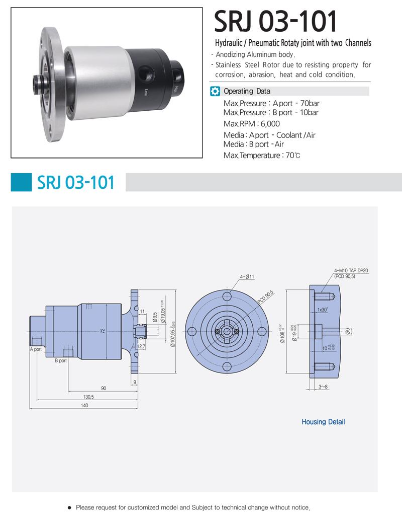 SHIN KWANG TECH SRJ 03-101