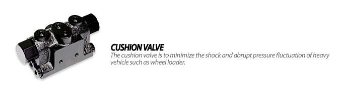 Shinjin Precision Cushion Valve