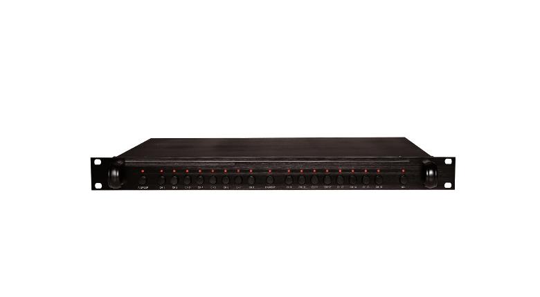 SHINSUNG Speaker Selector SSS-1116/2116 1