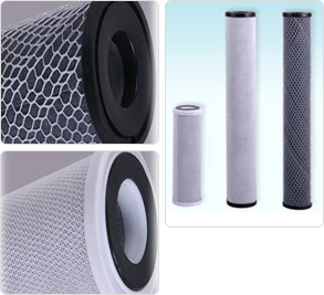 Shinwoo Filter Activated Carbon Filter