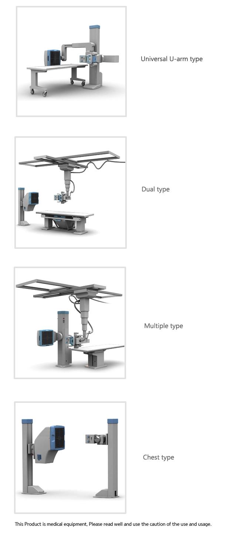 SITEC MEDICAL Digital Radiography System CCD DR (DigiRAD-PG Series)