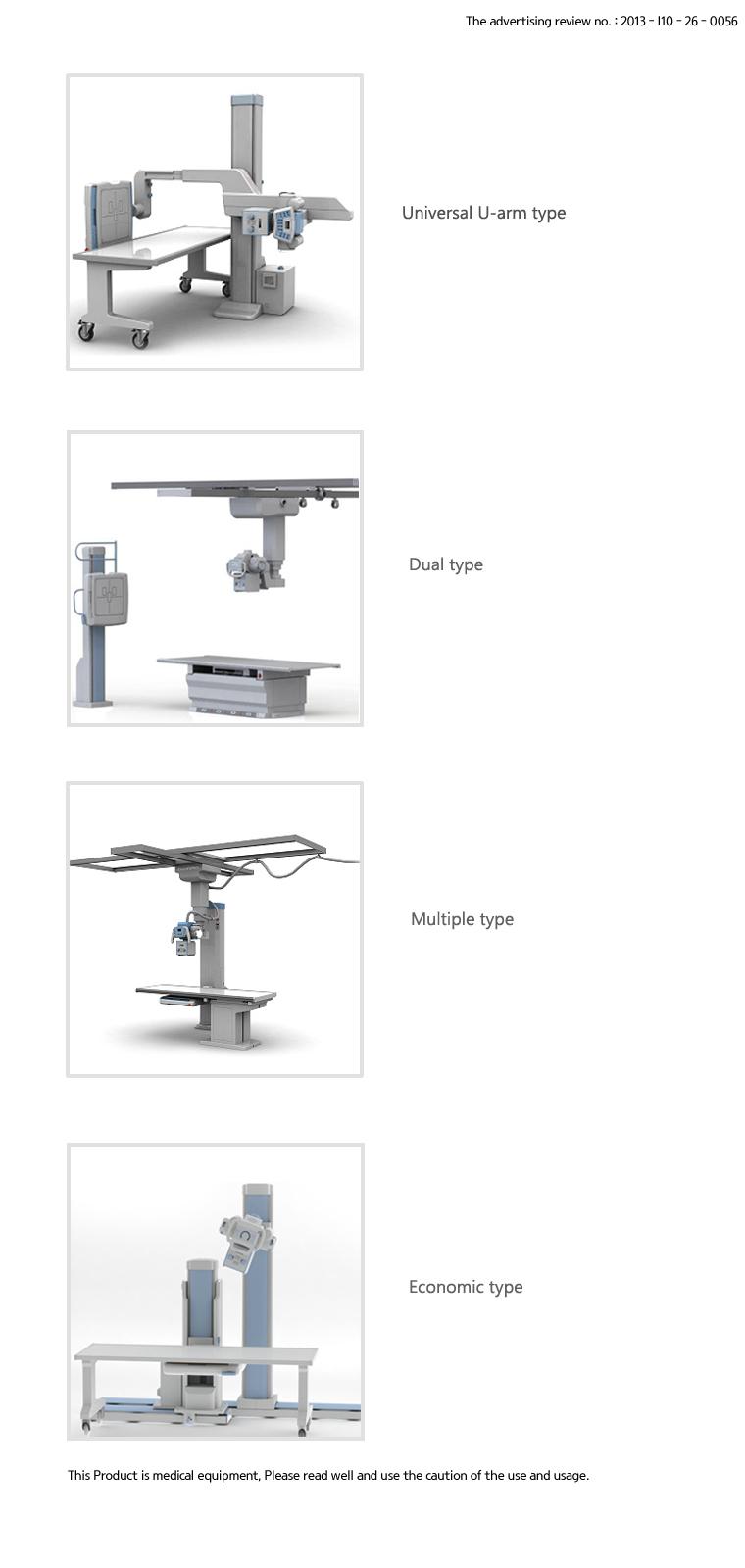 SITEC MEDICAL Digital Radiography System Flat Panel DR (DigiRAD-FP Series)