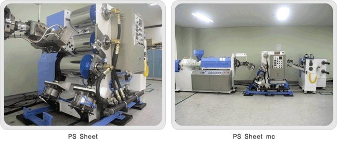 SHINKWANG ENGINEERING PE Foam Sheet M.F.G Line