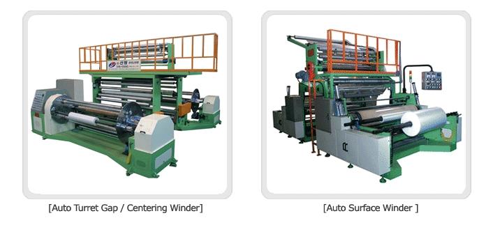 SHINKWANG ENGINEERING Single Layer Blown Film Manufacturing Line  1