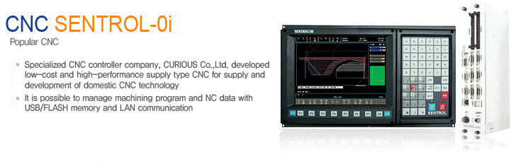 SEMI INFOTEX CNC SYSTEM SENTROL-0i
