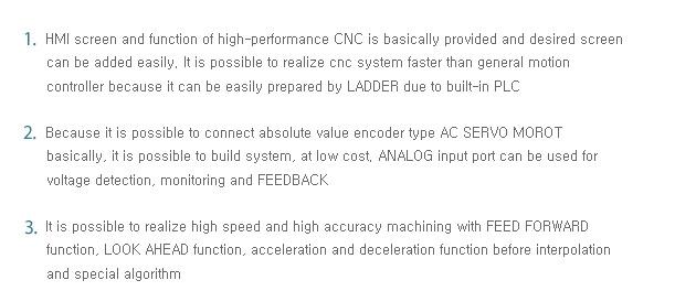SEMI INFOTEX CNC SYSTEM CNC SENTROL-Mate 1