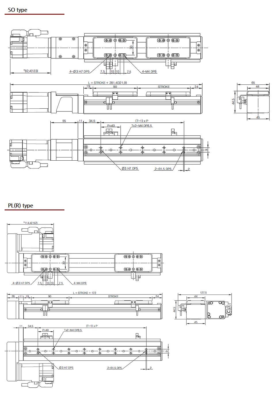 (주)오병 Clean Screw Type CST45 1
