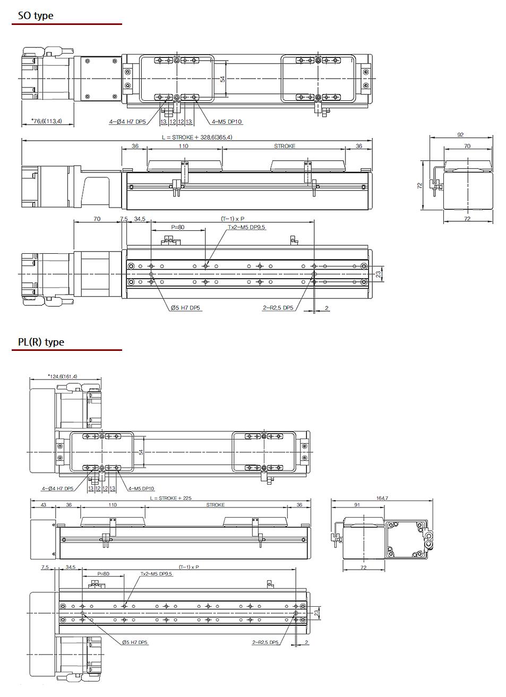 (주)오병 Clean Screw Type CST70 1