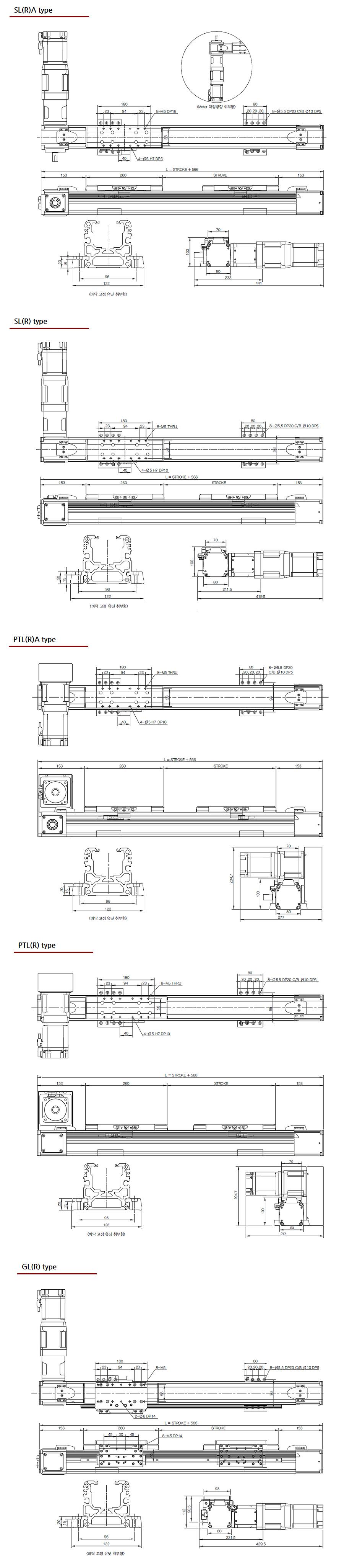 (주)오병 Clean Belt Type CBT80 1