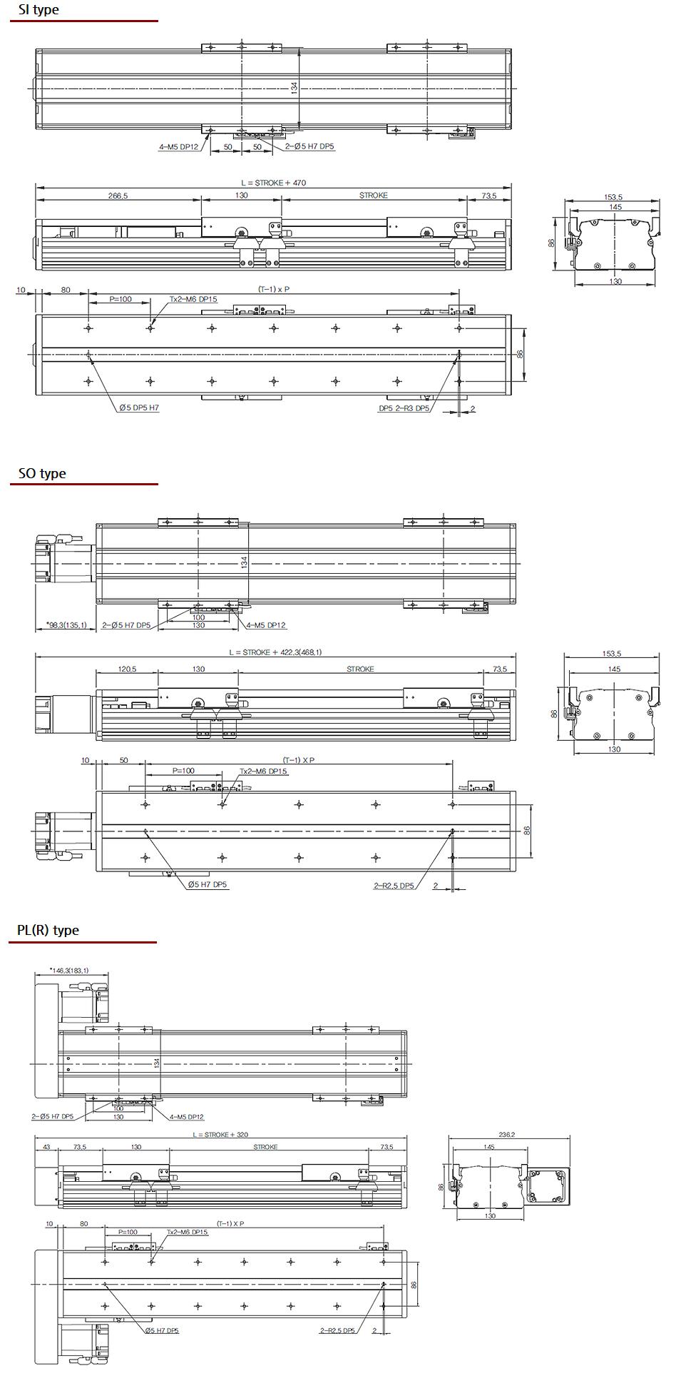 (주)오병 Standard Screw Type SST130 1