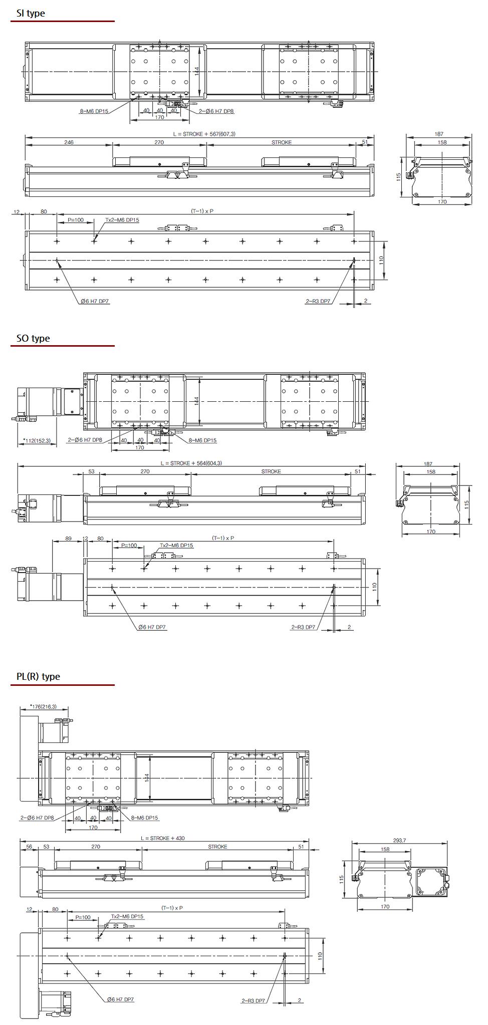 (주)오병 Clean Screw Type CST170 1