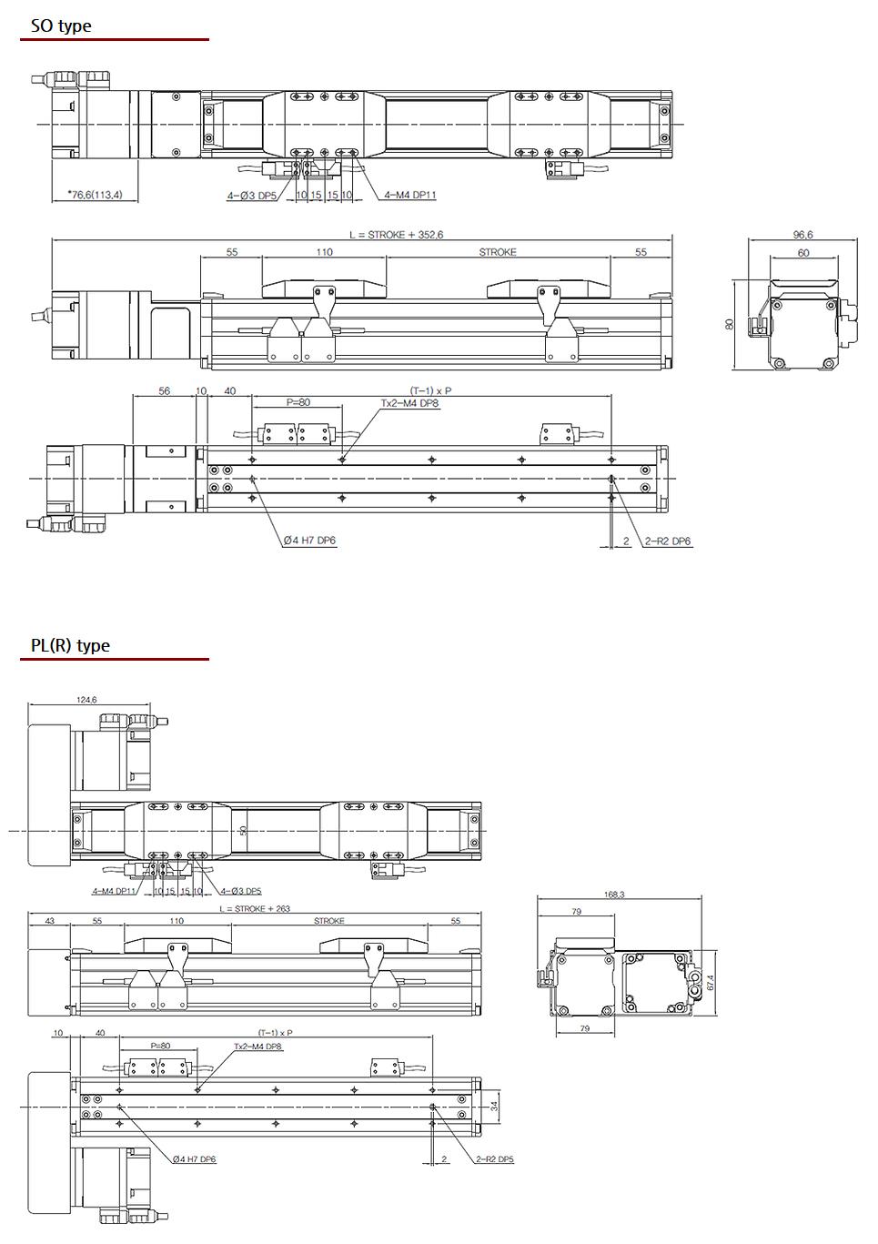 (주)오병 Clean Screw Type CST60 1