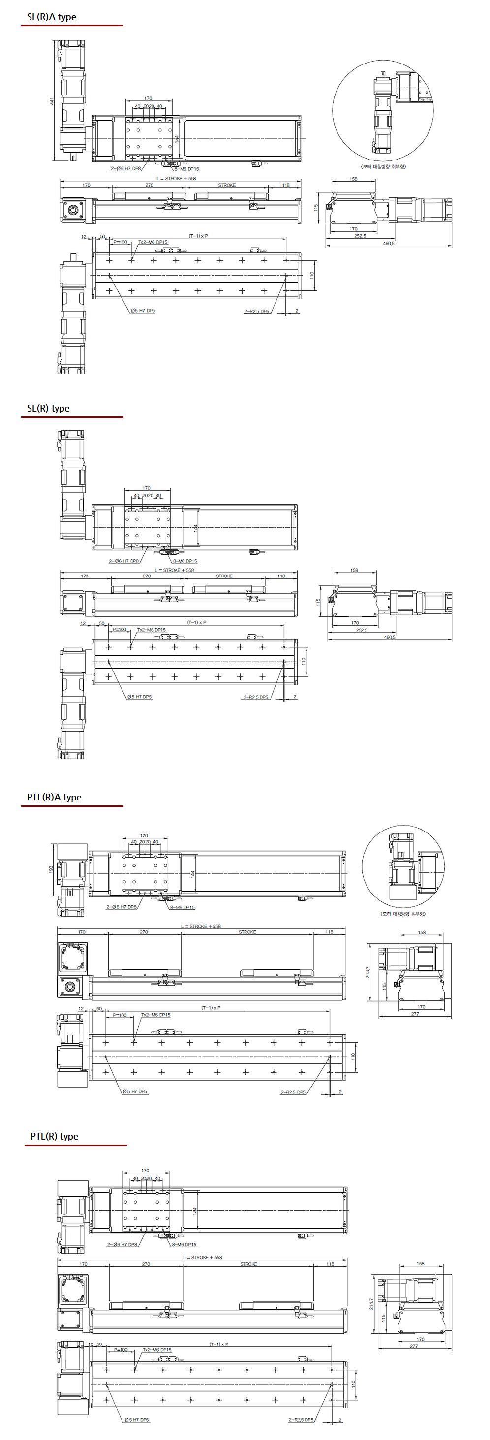 SOLTECH Clean Belt Type CBT170