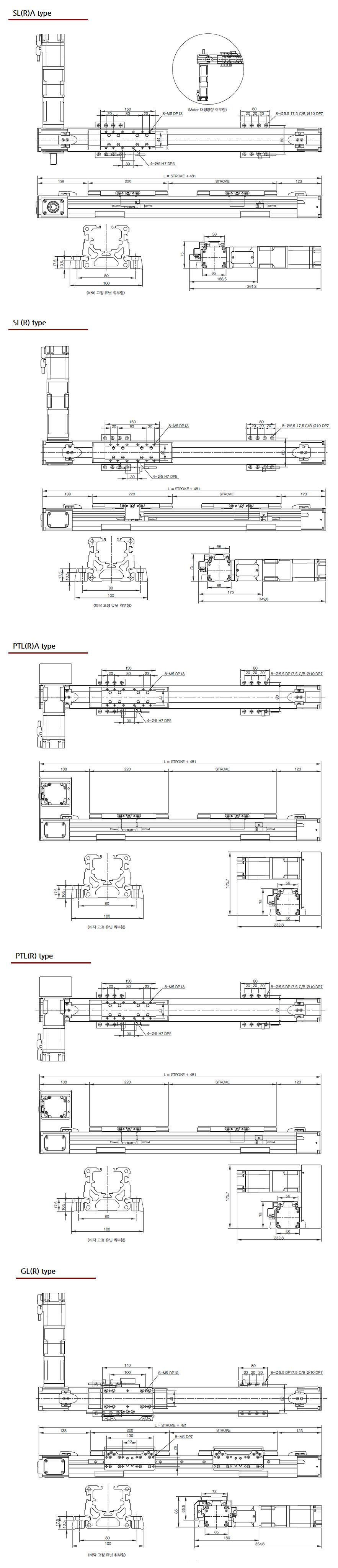 (주)오병 Clean Belt Type CBT65 1
