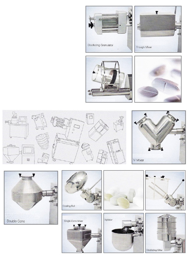 (주)에스원코리아 Multi-funtional Pharmaceutical R&D Machine