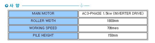성복기계 홀딩기 SB-F5 1