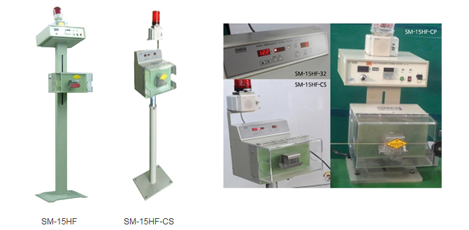 Sungmin Instruments High Frequency Spark Tester SM-HF-Series