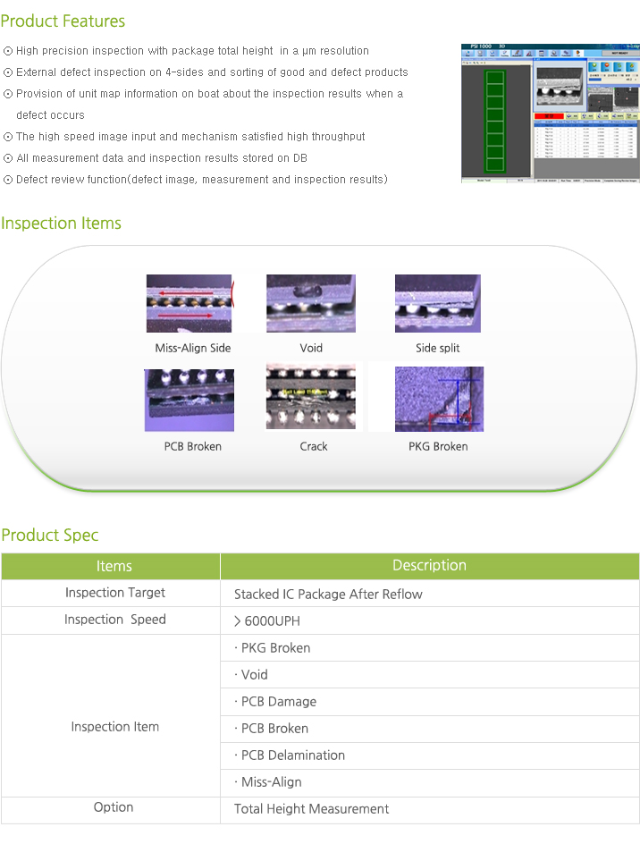 Synapse Imaging Stacked Package Inspection System