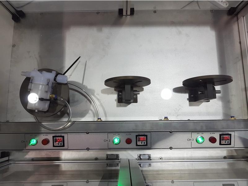 TEST ONE Auto Cycle Test Machine TO-108C 2