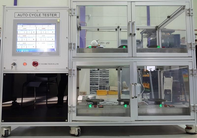 TEST ONE Auto Cycle Test Machine TO-108C