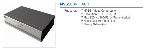 TEVICOM Network Video Server  1