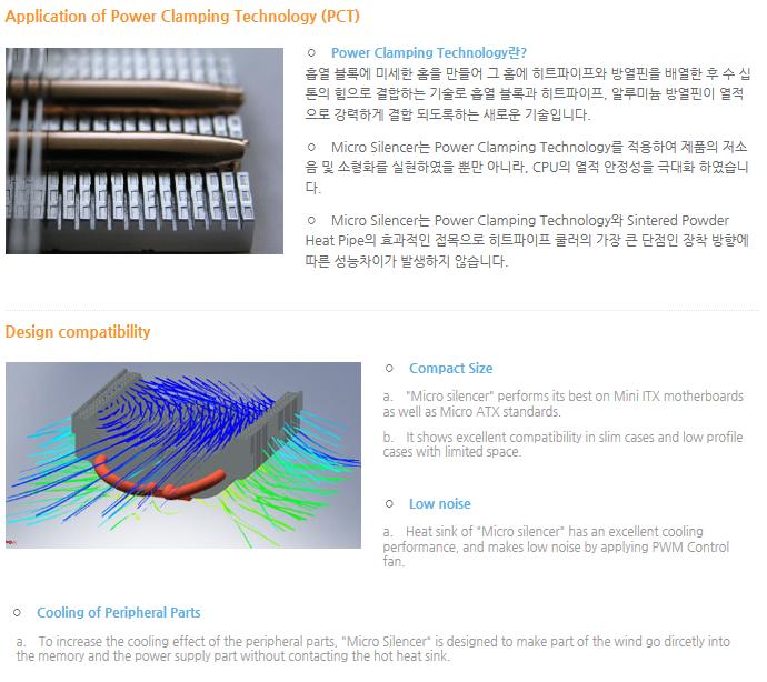 Thermolab CPU Cooler (Micro Wave) Micro Silencer