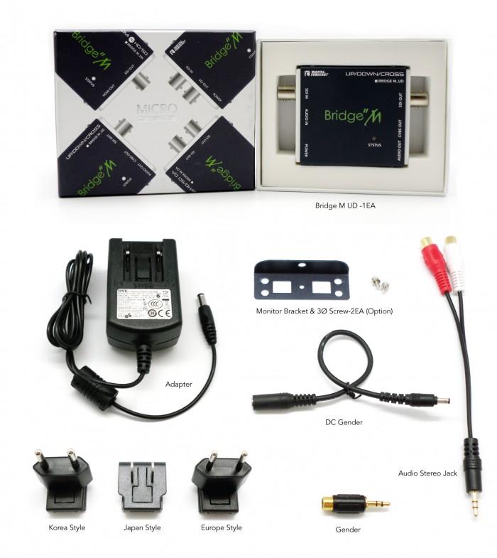 (주)디지털포캐스트 Bridge M Series (Micro Type Converter)  7