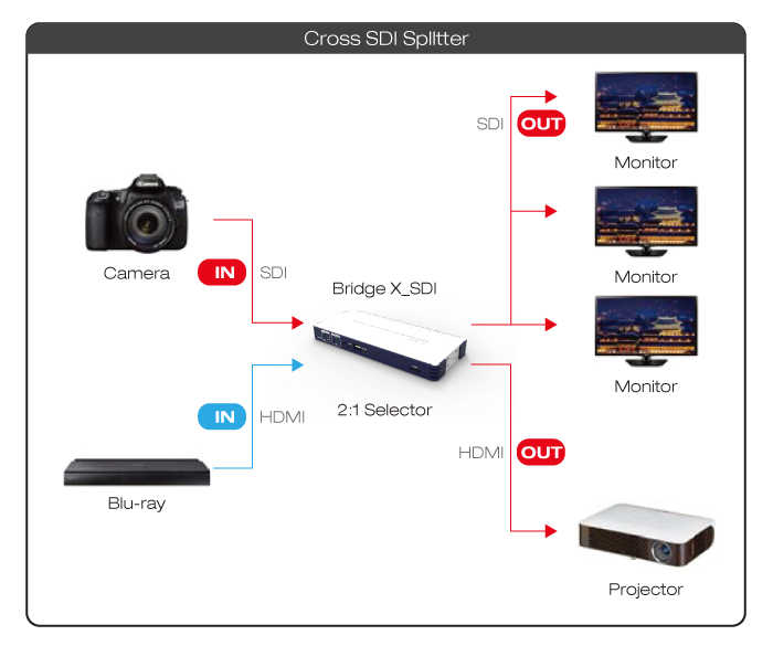 (주)디지털포캐스트 Bridge X Series  5