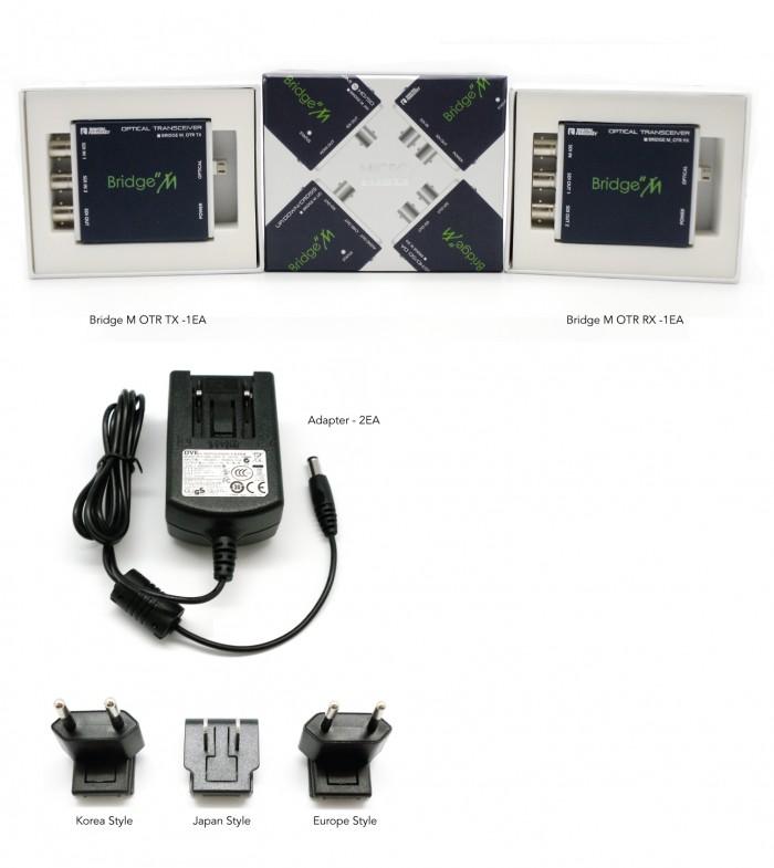 (주)디지털포캐스트 Bridge M Series (Micro Type Converter)  4