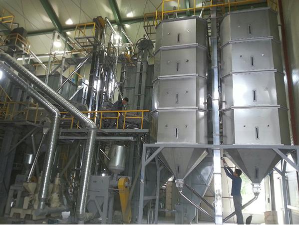 타이거자동포장기계(주) 산업기계 & 쌀도정기계  1