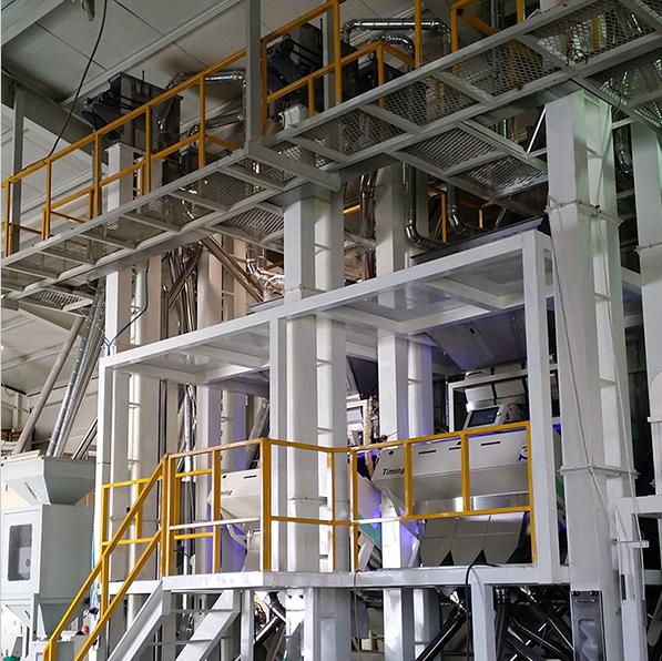 타이거자동포장기계(주) 산업기계 & 쌀도정기계