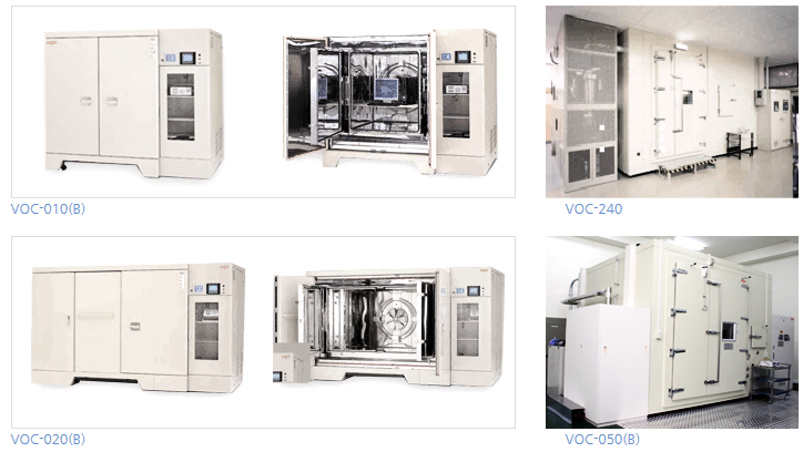 (주)탑트레이딩이엔지 대형챔버시스템 VOC Series