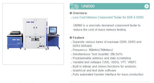 UNI TEST Component Tester UNI560