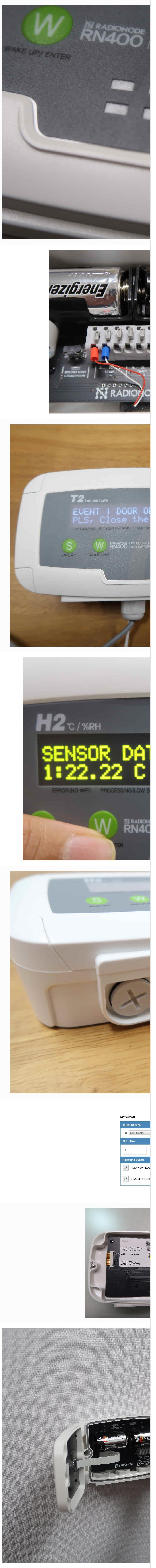 (주)와이즈맥스 와이파이 데이터로거 RN-400 3