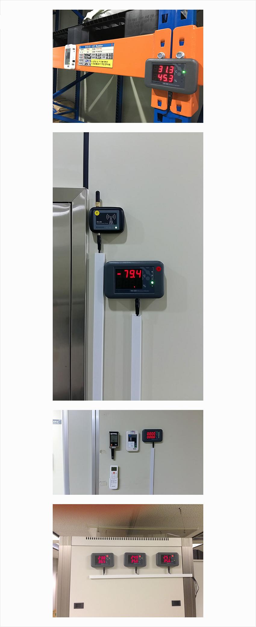 (주)와이즈맥스 무선디스플레이 RN-500 1