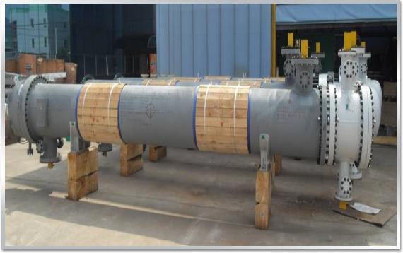 WOOYANG HC CCW Heat Exchanger