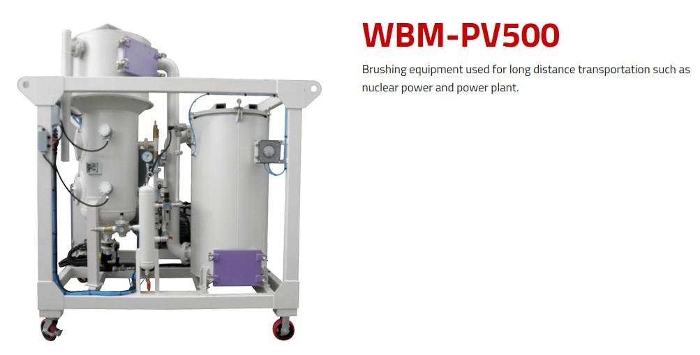 WORLD BALST Vacuum Blast WBM-PV500