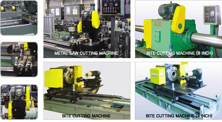 WOOSUNG MACHINE Metal Saw Cutting Machine WS-Series