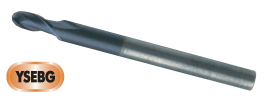 YESTOOL Carbide Ball end mills for graphite YSEBG