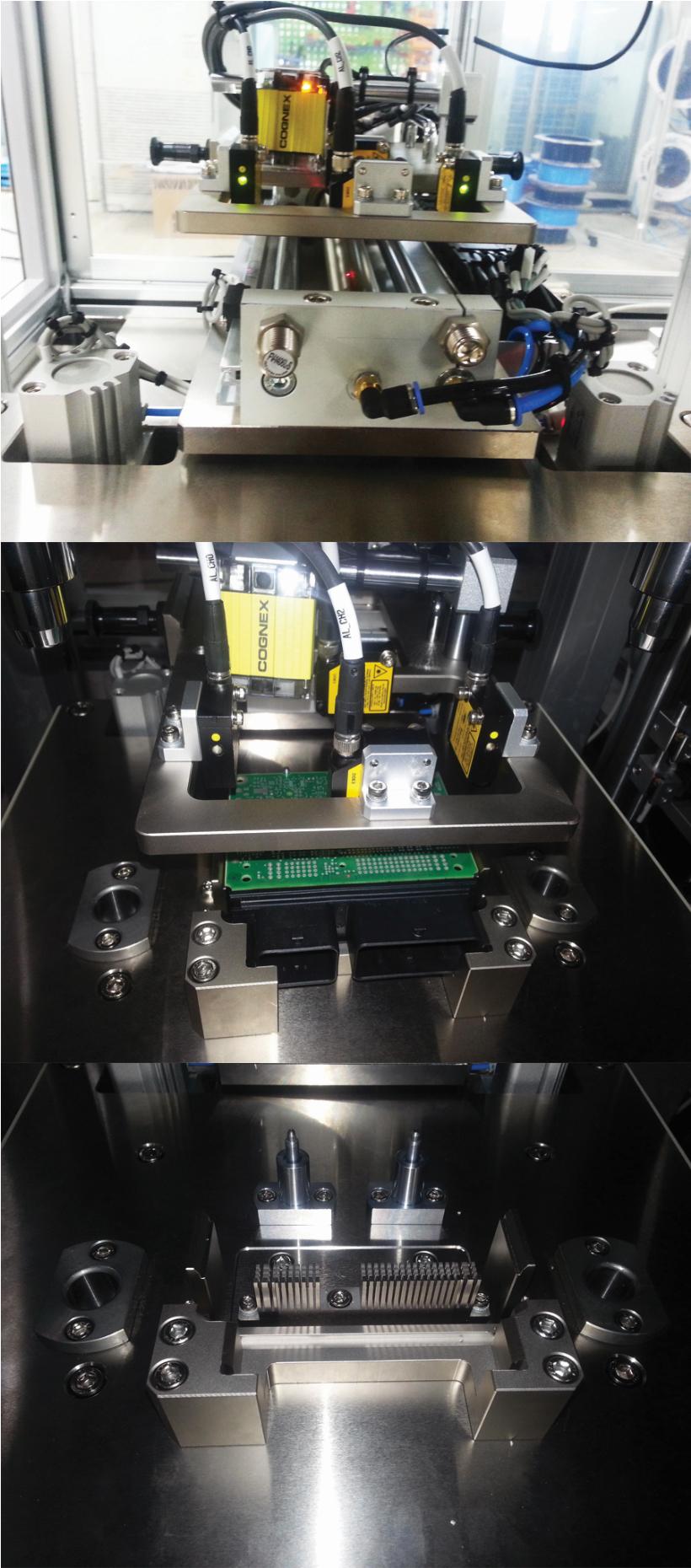 유진로봇 PCB Press Fit Machine (Standalone Type)
