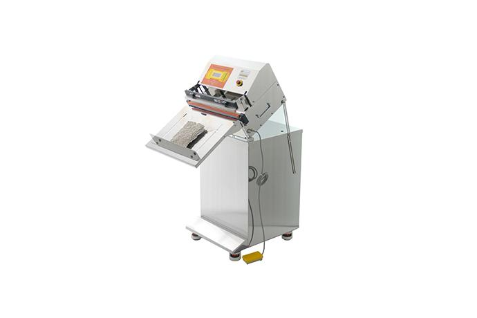 Table Type Nozzle Vacuum Packaging Machine (Electricity) APA-450ES details